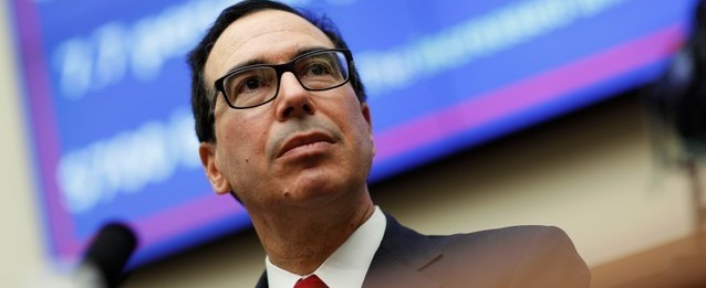 US Treasury Secretary: Washington to Consider Waivers on Iran Sanctions