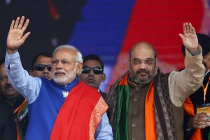 No-Confidence Vote Will Show if Modi's Camp Still Holds the Aces