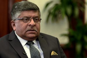 India Will Not Be Cowed in Internet Consultations: Ravi Shankar Prasad