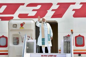 Modi's 42 Foreign Trips Incurred an Expenditure of Rs 1,484 Crore