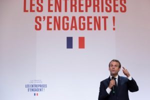 France's Macron Under Fire After Aide Caught Beating May Day Protester