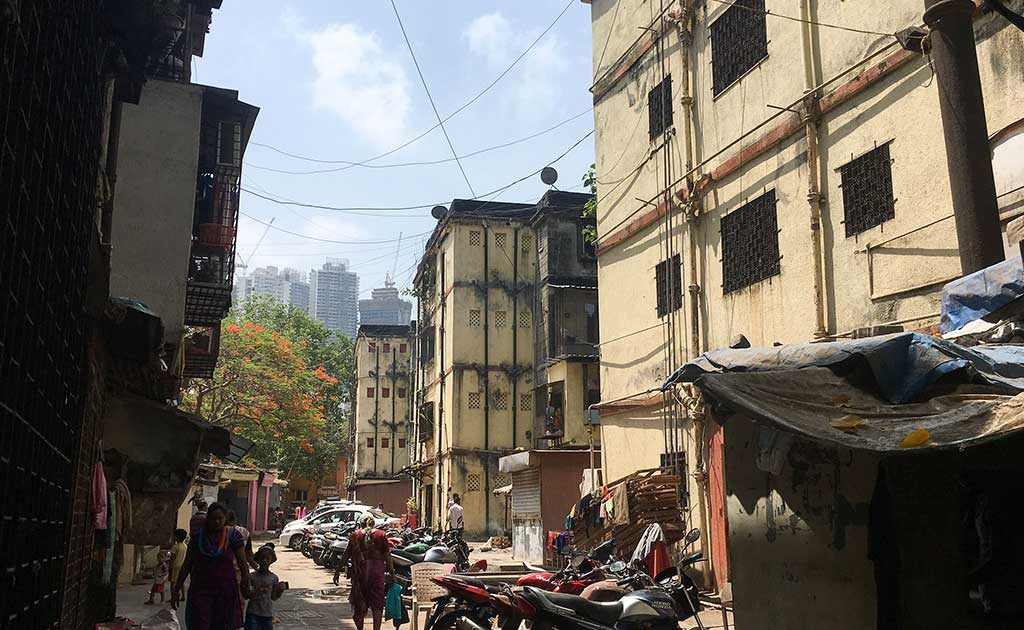 With every redevelopment project of older finer-grained neighbourhoods such as the BDD Chawls or MHADA layouts, where large footprint buildings will take up most of each plot of land and its natural cover, we reduce land's absorptive potential. Credit: Reuters