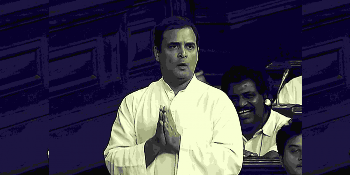 From Politics of Hate to Cronyism, Rahul Gandhi's No Holds Barred Attack on Modi