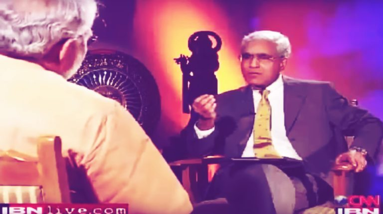 Watch | The Story of the Modi Interview That Ended Abruptly