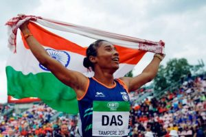 How Hima Das Went From Village Rockstar to National Sprint Queen