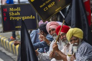 For the Third Time in Three Months, Farmers to Protest in Delhi