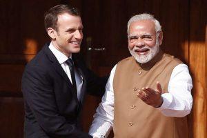 PM Modi, France's Macron Discuss Ways to Deepen Strategic Partnership