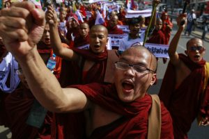 Review: Why Buddhists Are Violent