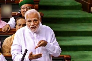 Narendra Modi's Speech in Parliament Made His 2019 Campaign Priorities Clear