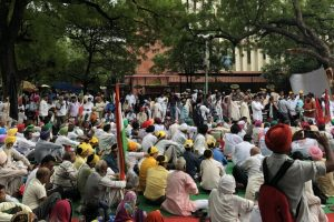 The Missing Women Farmers at the 'No-Confidence March' in Delhi