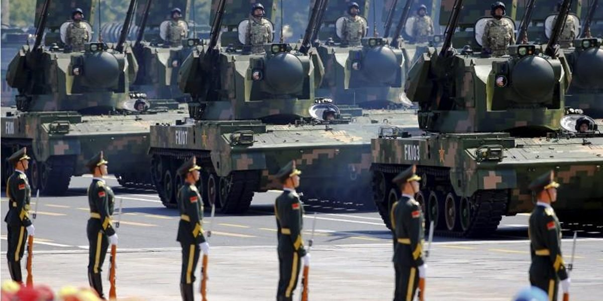 China's People's Liberation Army Begins Major Military Exercises in Tibet