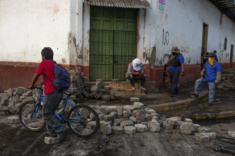 Bloody Uprising in Nicaragua Could Trigger the Next Central American Refugee Crisis