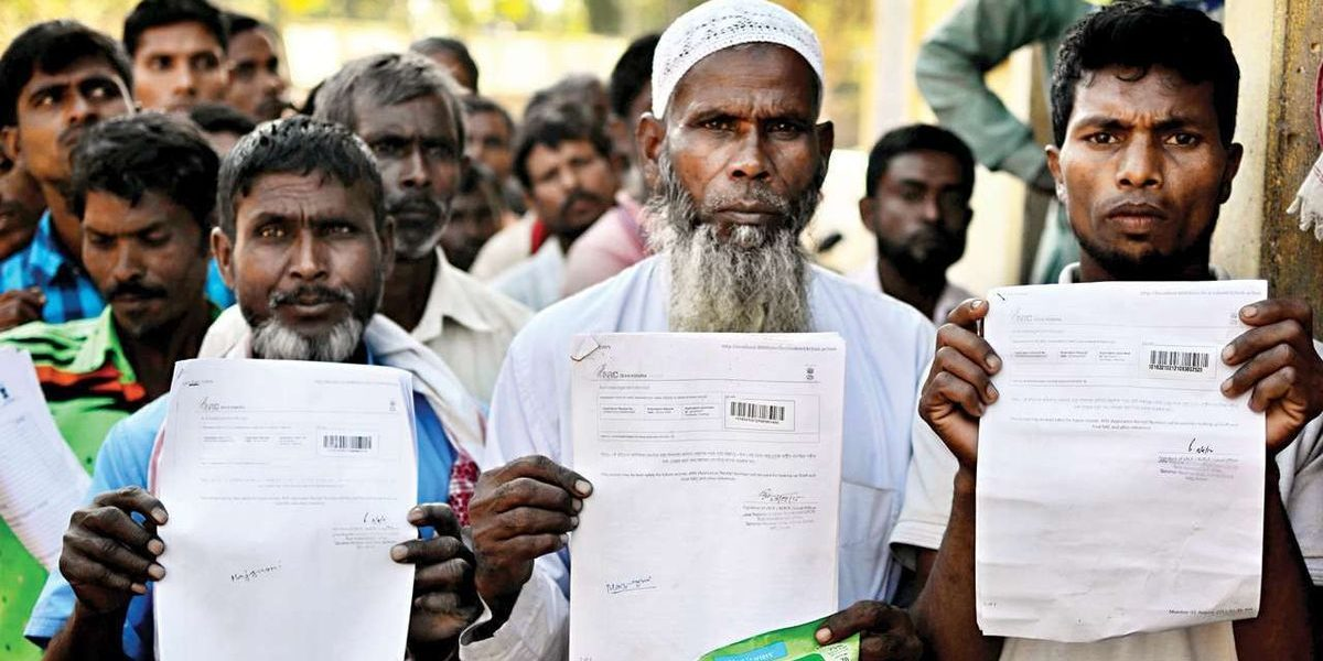 In the Idea of an 'All India NRC', Echoes of Reich Citizenship Law