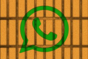 21-Year-Old Spends Five Months in Jail for a WhatsApp Message He Didn't Send