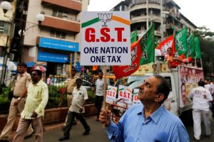 Incremental Credit to India's Small Businesses Increased Sharply After GST: SBI Study
