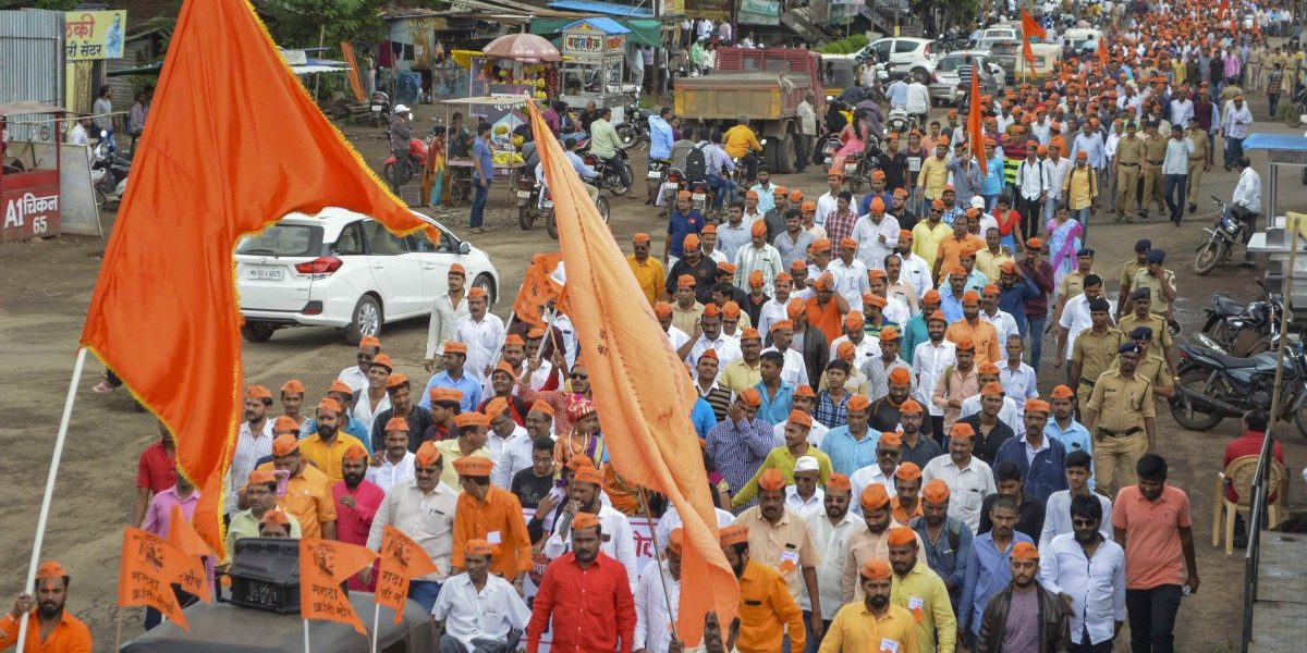 Maratha Quota Protests: Policeman Killed in Violence; Call for Mumbai Bandh Tomorrow