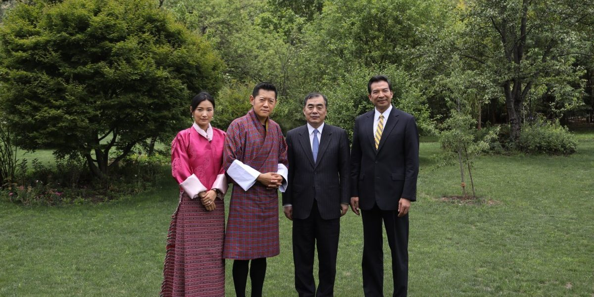 China Wants Bhutan's 'Active Participation' in the Belt and Road Initiative