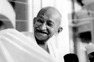 Rediscovering Gandhi Through the Cadence of Intertwined Texts
