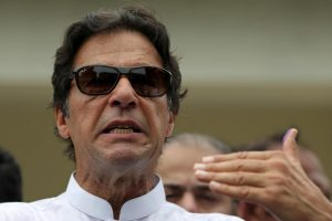 Election Victory in Hand, Imran Khan Offers to Hold Talks With India