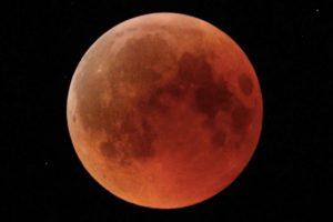 Blood Moon Dazzles Star Gazers in Longest Lunar Eclipse of 21st Century