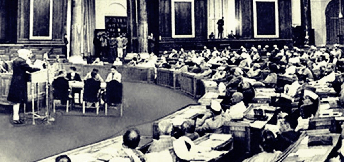 Past Continuous: Constituent Assembly Debate on Minority Safeguards