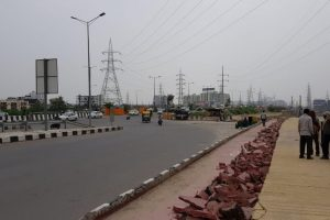 Cracks Appear on Delhi-Meerut Expressway Two Months After Modi Inaugurated It