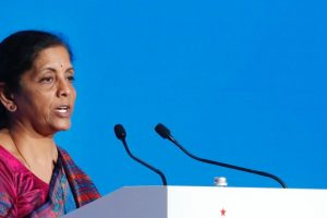 Nirmala Sitharaman Announces Corporate Tax Cuts Worth Rs 1.45 Lakh Crore