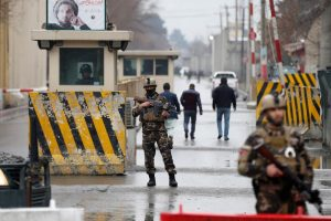 At Least 48 Killed in Suicide Blast in Afghan Capital Kabul