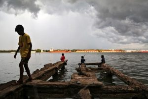 A 'Normal' Monsoon With Droughts and Floods?