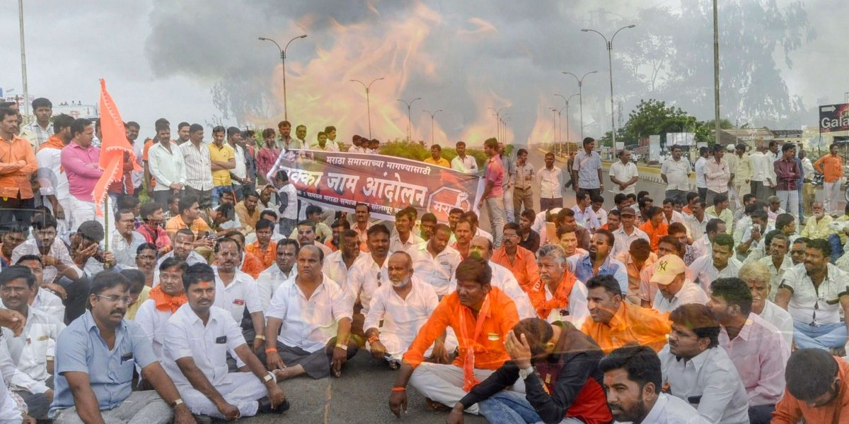 The Maratha Reservation Conundrum Will Open a Pandora's Box. Here's Why