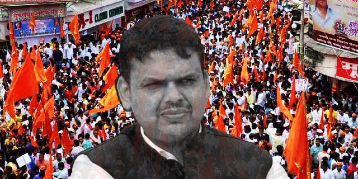 The Maratha Agitation Is the First Major Crisis for the Devendra Fadnavis Government