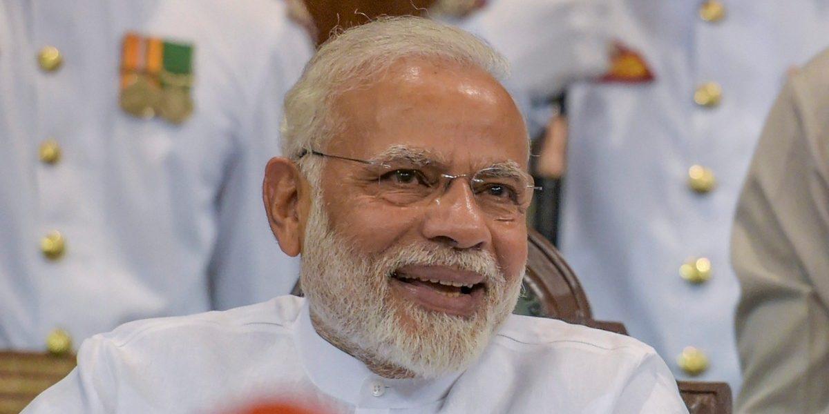 Time to Disrupt Modi's Moral Preening