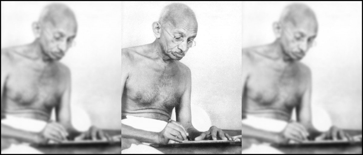 Who Wrote Gandhi's Autobiography of Errors?