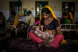 To Increase Rate of Breastfeeding in India, Need for Government to Step up Support