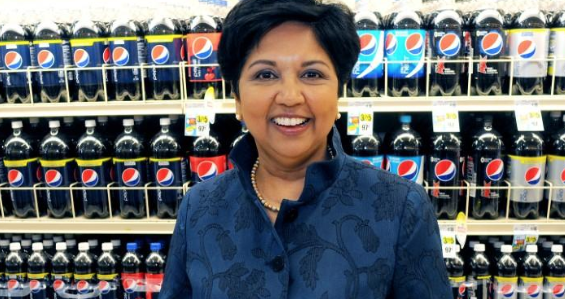 Nooyi leaves Pepsi wondering what might have been