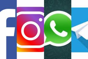 Modi Govt Seeks Inputs for Blocking Instagram, Facebook, WhatsApp, Telegram