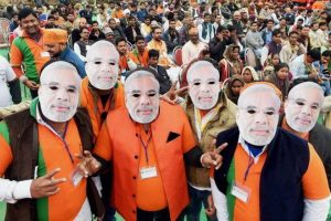 Backstory: A Modi Cult in the Making?
