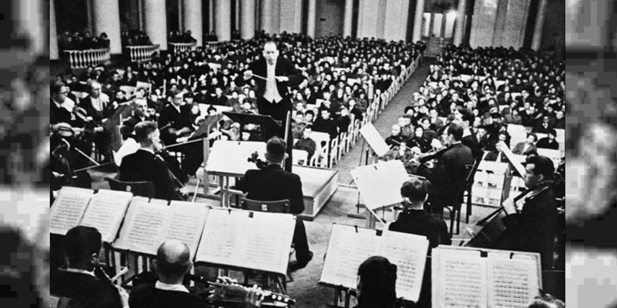 When a Long, Dark Night Lit up with Music: The Story of the Leningrad Symphony II
