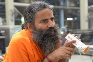 SC Issues Notice to Ramdev in Case Regarding Book on his Life