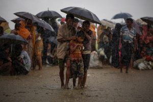 Myanmar to ICC: Rohingya Jurisdiction Request 'Should Be Dismissed'