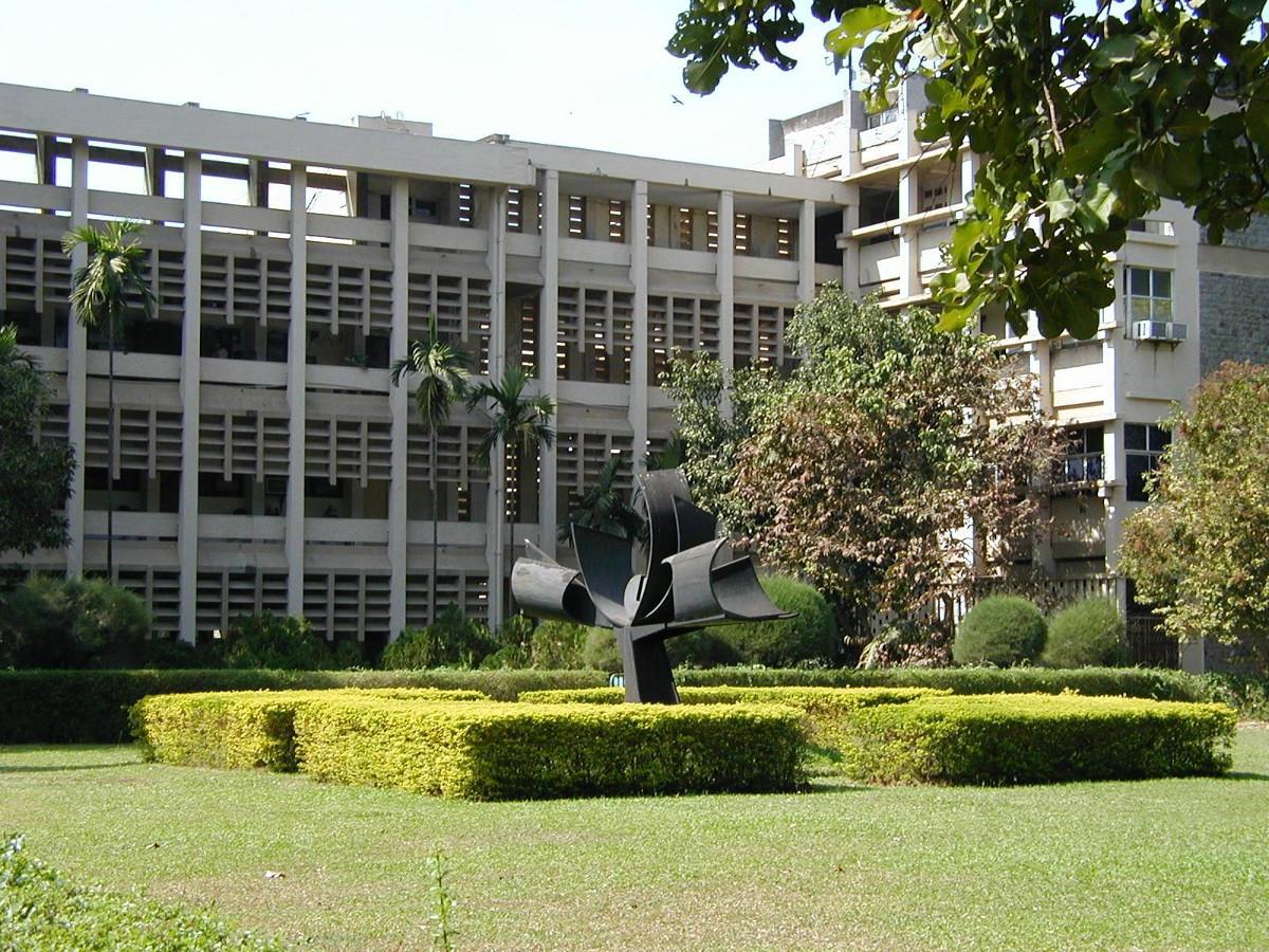 IIT Bombay. Credit: University website