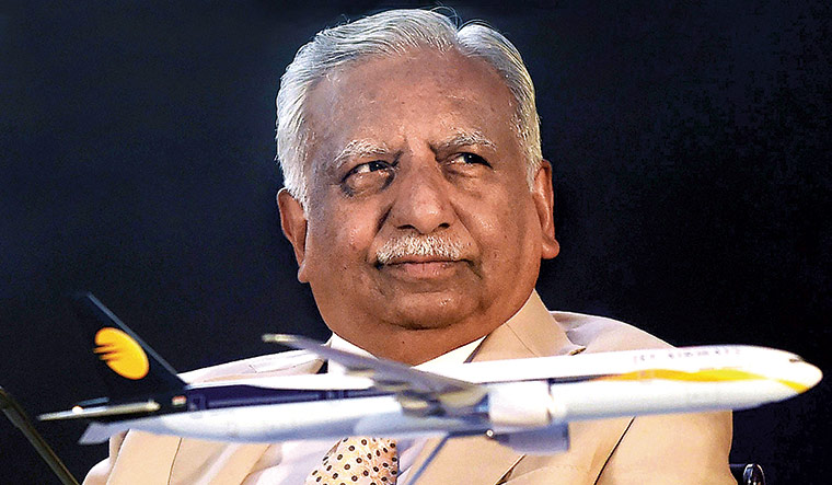 Naresh Goyal, wife Anita Goyal step down from Jet Airways board