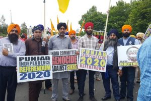 Is There a Pakistani Hand Behind Unofficial 'Khalistan Referendum' in London?