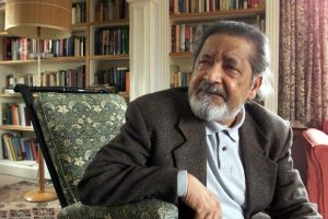 Nobel Prize Winning Author V.S. Naipaul Dies at 85
