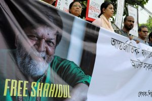 Arrest, Torture of Shahidul Alam Shows Bangladesh Has Turned Into Police State