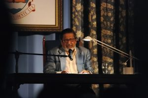 V.S. Naipaul Courted Controversy at Every Step, But His Voice Was Never Ignored