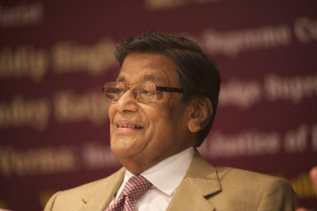 Attorney General K.K. Venugopal. Credit: Nikhil Kanekal, CC BY-SA 3.0