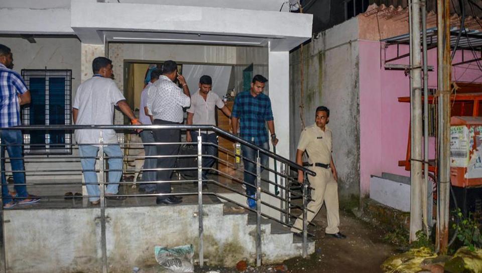Maharashtra: ATS Seizes Pistols from Residence of Key Terror Accused