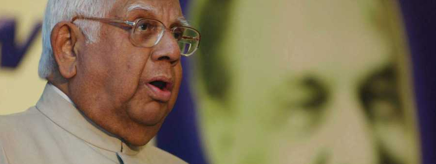 Somnath Chatterjee. Credit: PTI/Files