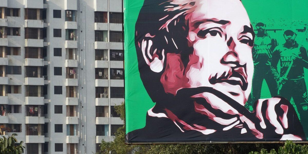 Bangladesh: Confrontation Escalates Over Mujibur Rahman Statue
